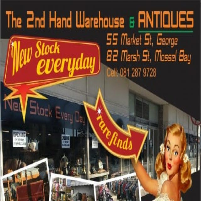 The 2nd Hand Warehouse & Antiques
