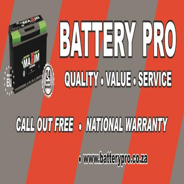 Battery Pro George